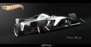 PROJECT XQ-1 indycar Concept by Adry53