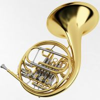 French Horn by PLutonius