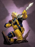 Cable by spidermanfan2099