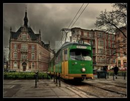 Poznan City by Alexandra35