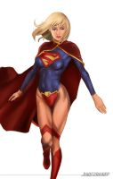 Supergirl by Ultrajack