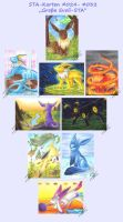 Eevee-Collection by SpiritTrack