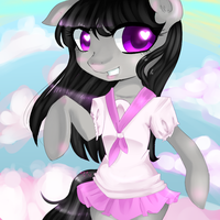 ~Hey! Magical Girl Octavia by MarinaKirby