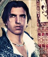 Young Ezio by KynnBF