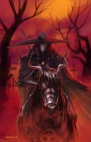 Vampire Hunter D by DonoMX