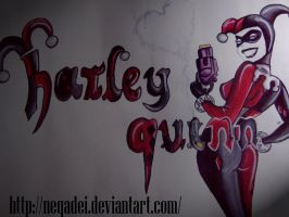 Harley Quinn Paso 6 FINAL by Neqadei