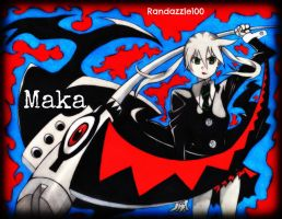 Maka by Randazzle100