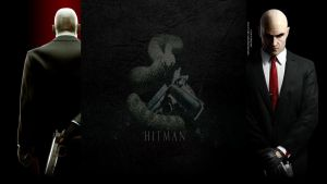 Hitman Absolution - YouTube Background by MiniDudeMD