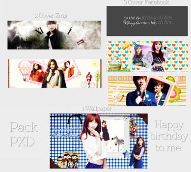 Pack PXD - HPBD to me by choisherry