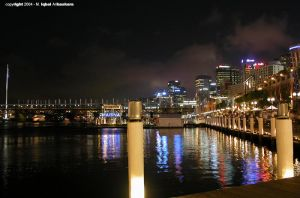 darling harbour by iqbalbaskara