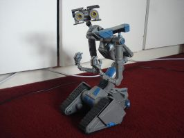 Johnny Five by Jayluke2006