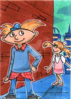 Hey Arnold! by ninjin4ever