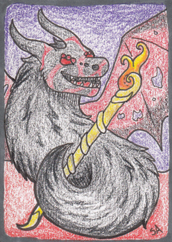 Lilith badge by FlameShuken