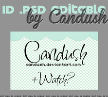 ID .psd by Candush by Candush
