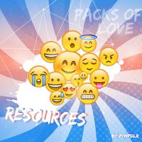 Emoji Pack. by ZeynepDilara