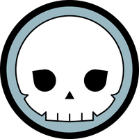 Vector Skull by FinalFantesy