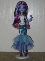 Monster High Create-a-Monster - Sea Monster by stormfaerie