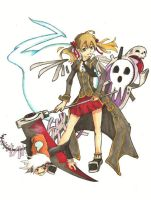 Soul Eater: Maka and Soul by gottgame