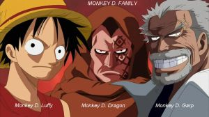 Monkey D. Family by OAGM