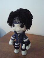 Sasuke of Naruto Sackboy by Sackboyncostume