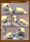 Sleeping Derpy Hooves by Ryoko-demon