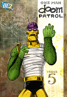 Doom Patrol 5 - DC2 by herrenmedia