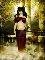Persephone by Bloodredsangre
