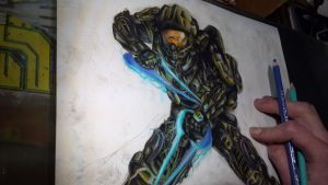 -Master Chief-[DEFIANCE] by Vanguard204