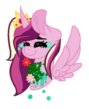 Pastel Gore Cadence by Marblesodaponies