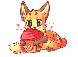 MY Cupcake by Magicpawed