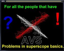 AVS Superscopes for Dummies 1 by ollj