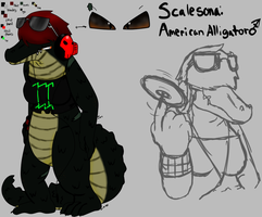 Scalesona Reference by artistic-Virgo
