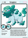 Azore-144: Mythical Snow Lion by triadriangle