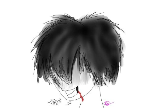 Jeff The Killer by TheOfficialEmeraldee