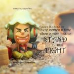 One Piece Quote - Usopp The Sogeking by froztlegend
