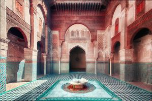 Medrese by INVIV0