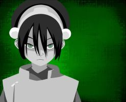 Toph Beifong by RedBaroner