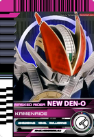 Kamen Ride New Den-O by YorkeMaster