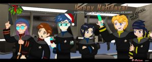 DTK - Christmas 2007 by D-Prime
