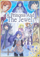 A Princess And The Jewel .:2013 version:. by CandySkitty