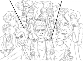 Superwholock Project WIP by nupao