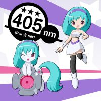 405nm Pony Mix by DJ-BLU3Z