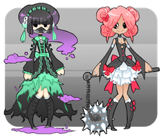 [adopts 6 - 7] (OPEN AUCTION 2/2) by kniickers