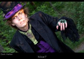 Alice? by ThundersSilence