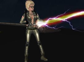 Ghostbuster Holtzmann 10 by Mary-Margret