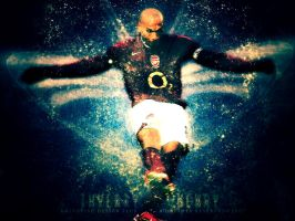 THIERRY HENRY by AMINOVISH