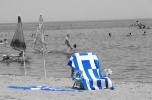 Blue for Greece 2 by veriotis
