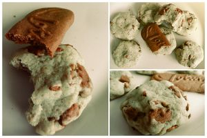 Cookies Pistache Speculoos by Caina-chan