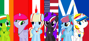 Countrys United 3 by Jeanettemiller547