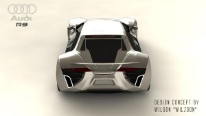 Audi R9 _8 by wilzoon